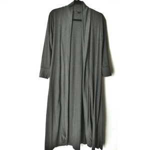 Z A K Collection Open Front Duster